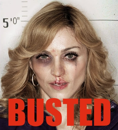 MadonnaMugshot
