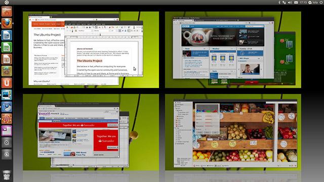 Ubuntu Workspaces
